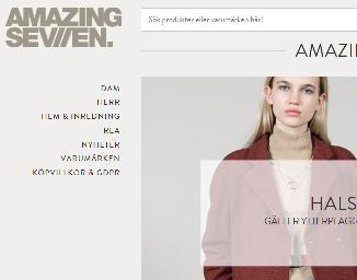Amazing Seven