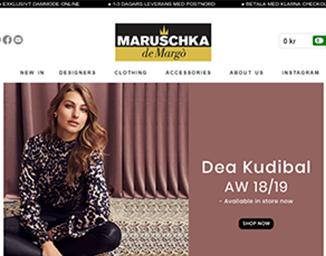 Maruschka De Margo