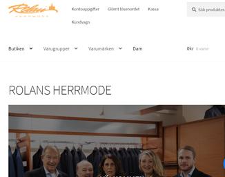 Rolans Herrmode