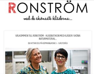 Ronström