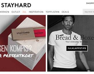 Stayhard.se