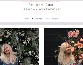 Stockholms Klänningsfabrik