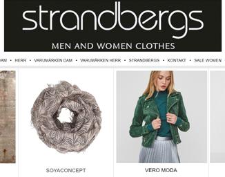 Strandbergs