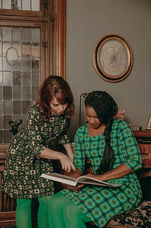 Cissi och Selma-Höst 2020