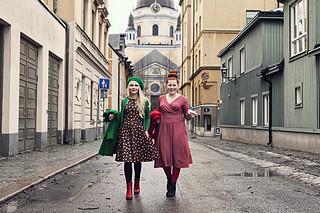 Cissi och Selma-Höst 2019